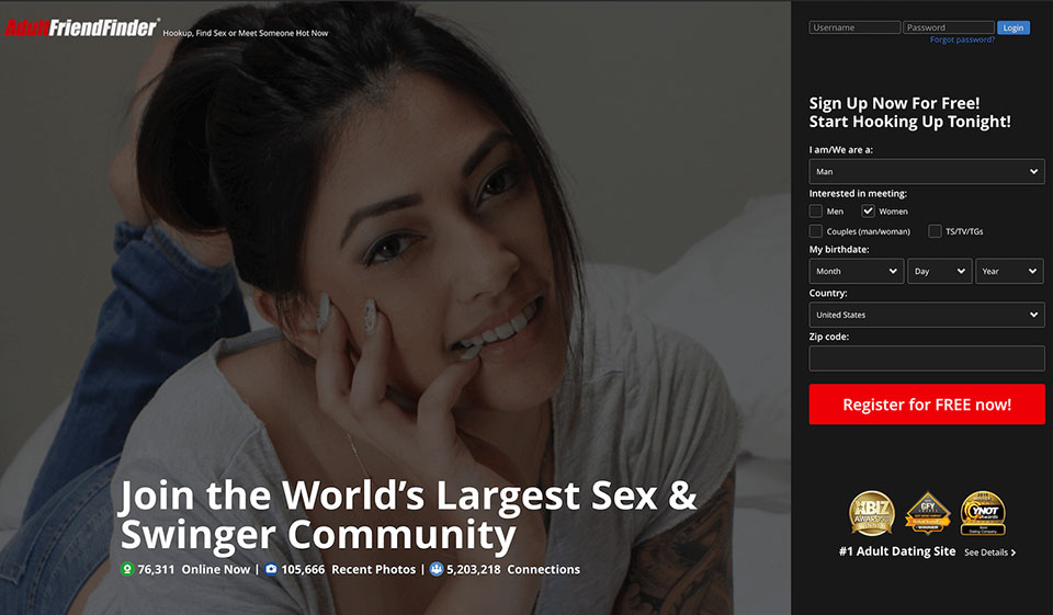 AdultFriendFinder Review: Scam or Real Dates?