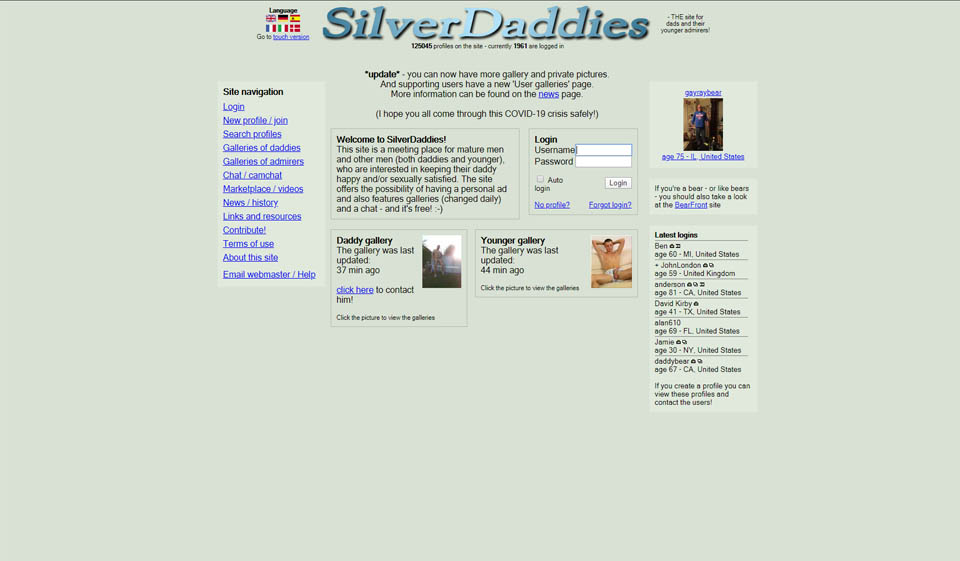 SilverDaddies Review: Does It Offer Real Dating Services?